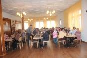Lunch der JUKI und der muslimischen Jugend